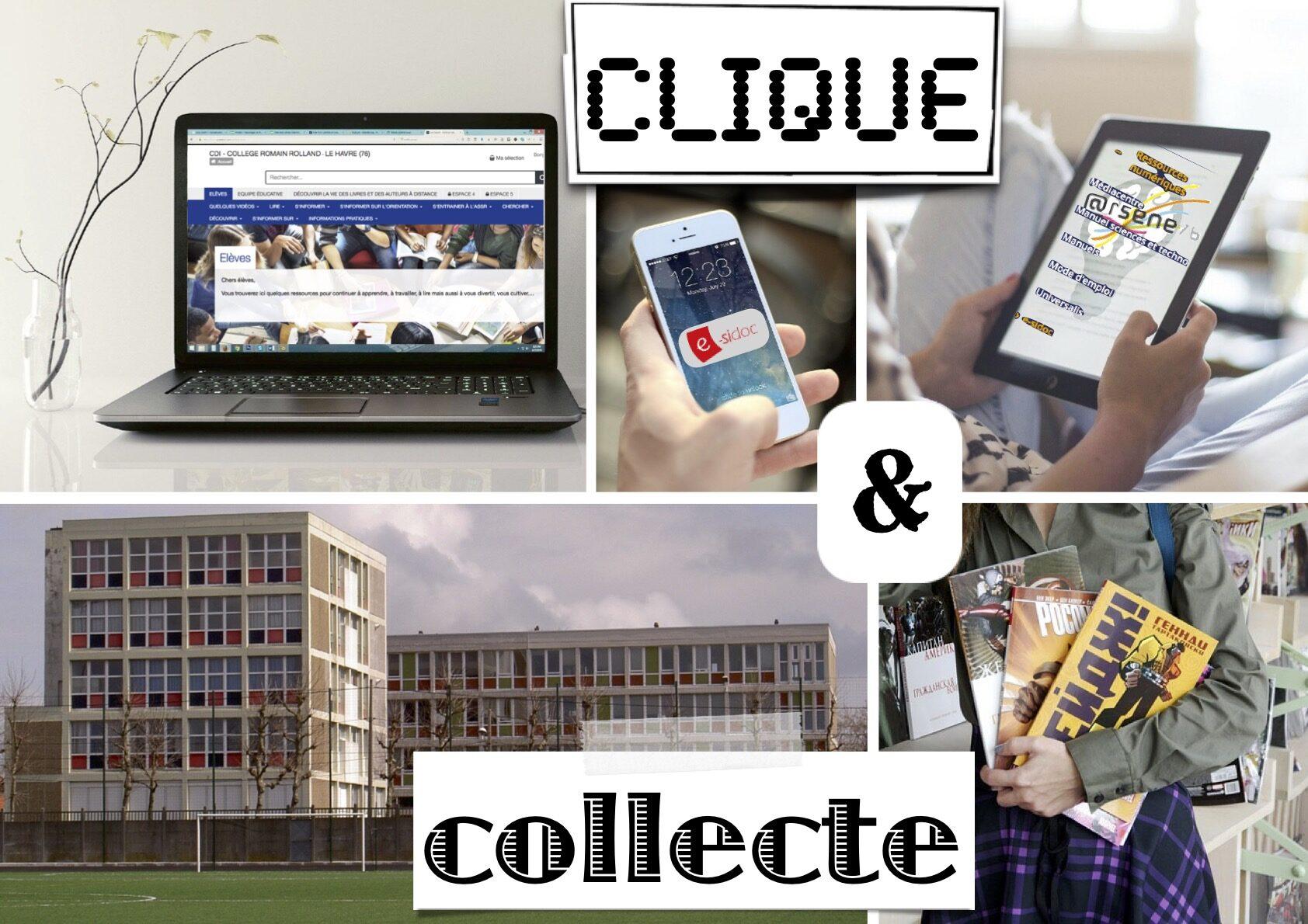 Clique & Collecte